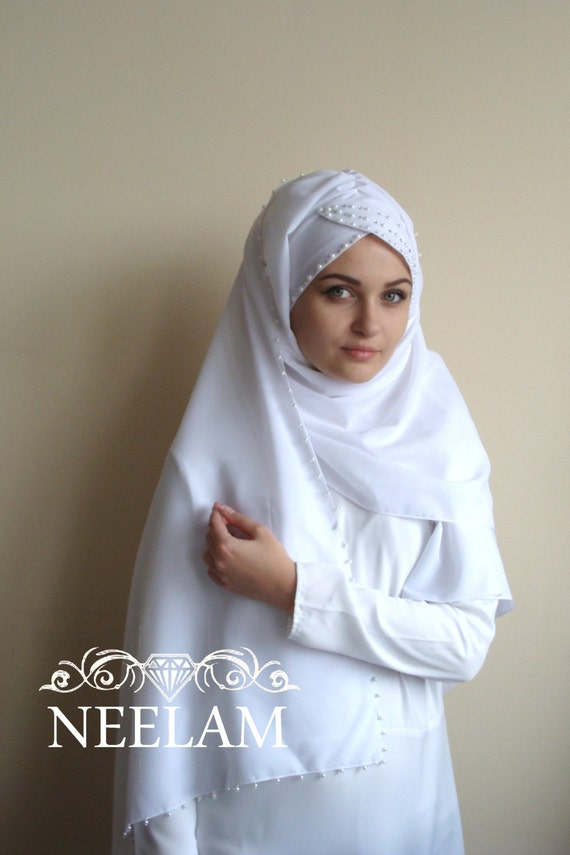 Bekannt Mariage élégant Turban Hijab prêt à porter le hijab foulard WU56