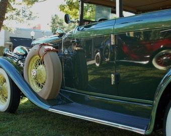 "Vintage Auburn with ""Packard Inside"""