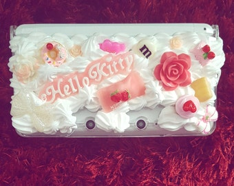 Premade/Ready to ship 3DS (old) Case Decoden Kawaii