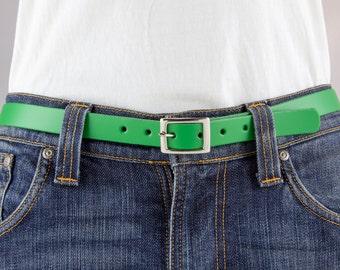 """3/4"""" Belt Green"""