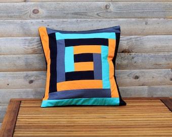 Designer Geometrical Cushion Pillow Cover