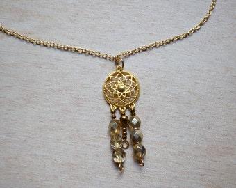 Bertha Pendant Necklace