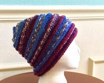 Noro Hat~Snowy Day