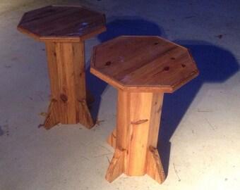 Custom End Tables