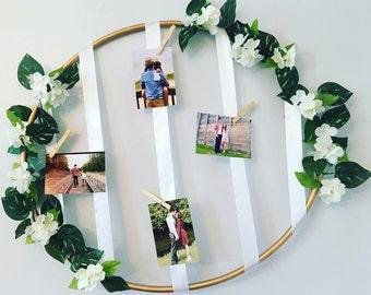 Floral Photo Loop