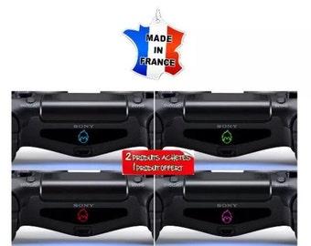 Stickers ps4 controller controller light beats