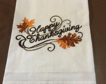 Kitchen towel - Thanksgiving