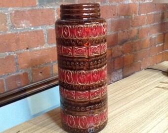 West German 1970's Vase
