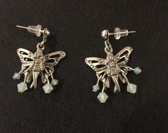 Fairytale Flutters Earrings