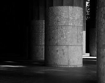 Pilars de Guell