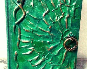 Book of shadows MAGICGREEN BOOK