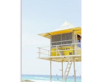 Lifeguard 36 - Beach Print - Fine Art Photography Print - Wall Decor