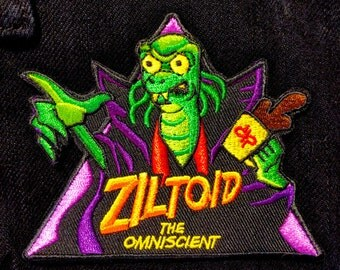 DTP Ziltoid Patch