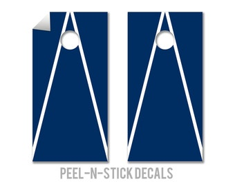 Penn State Nittany Lions Cornhole Board Decals