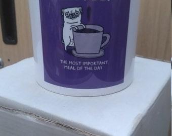 Funny Coffee sublimation mug