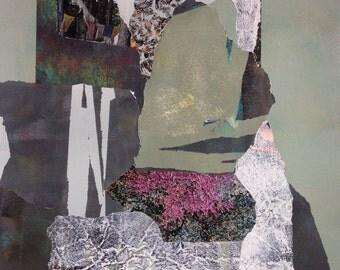Giclee Fine Art Print. 'Tustle' 2016