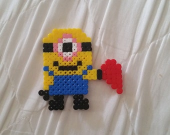 Minion with heart