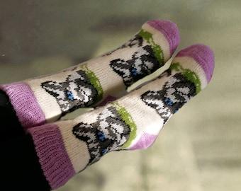 Merino wool socks, Womens wool socks, Knitted wool socks, Wool socks women, Sheep wool socks, Winter wool socks, Women's knit socks