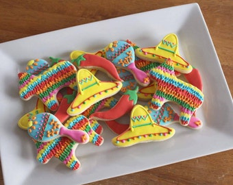 Cinco De Mayo Fiesta #1 Cookie Cutter Set