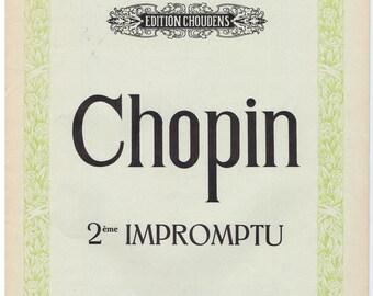 CHOPIN Impromptu #2