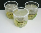 Patron Cocktail Candle