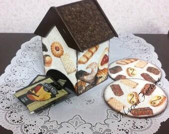 Tea box   Чайный домик
