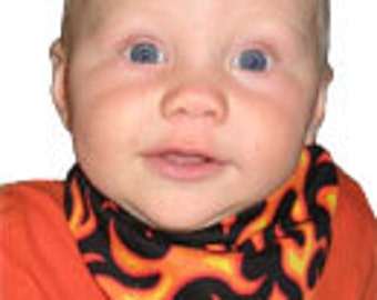 Baby Bandana - For all babies who Drip and Drool and want to look Cool!