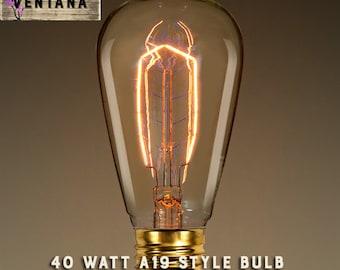 Unique Vintage Light Bulb Related Items Etsy