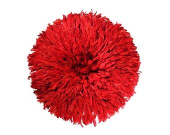 Red Velvet Juju Hat
