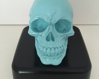 Hand made, made to order skulls