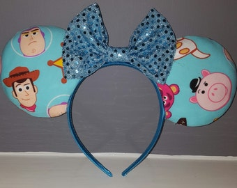 Toy story Minnie Mouse Ears