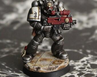 Painted Space Marine #3
