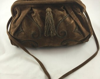 Made in Italy Vintage Leather Bag