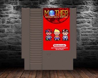 Mother 25th Anniversary  Edition - Epic RPG Adventure - NES - English Translation