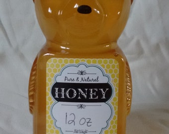 Pure Honey Squeeze Bear