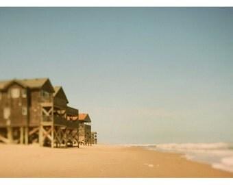 Landscape Photograph - Nature Photography - Coastal Living - North Carolina - Beach Photograph - Coastal Art - Oversized Art - Sea - Ocean