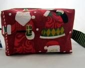Old World Santa Box Bag