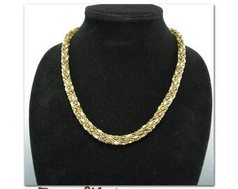 Precious Metals daydreamer beaded rope necklace