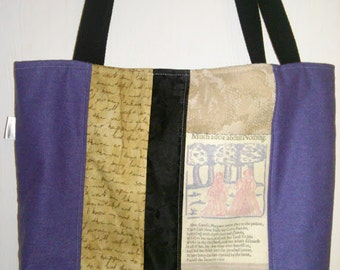 Rosa's Tote-Shakespeare-Much Ado About Nothing/Midsommer Nights Dream