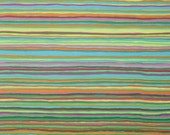 STRATA in SPRING 1/2 yard of PWGP150 / Kaffe Collective Fall 2015  / Westminster Fabric / Cotton, Quilt Craft and Apparel fabric