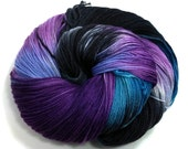 Tanzanite- Handpainted Yarn- Dye to Order, Sock, Fingering, Sport, Bulky