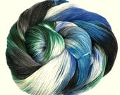 Storm Lake- Handpainted Yarn- Dye to Order, Sock, Fingering, Sport, Bulky