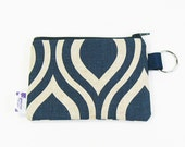 Coin Purse / Change Purse / Coin Pouch / Gadget Pouch - Navy Mod