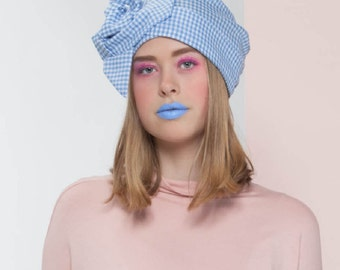 Turban Hat Sewing Pattern