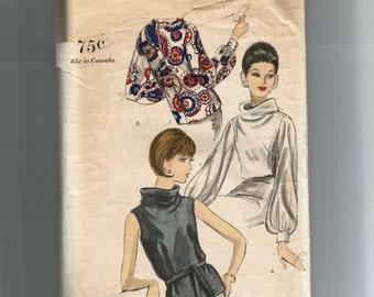 Vogue Misses' Blouse Pattern 6405