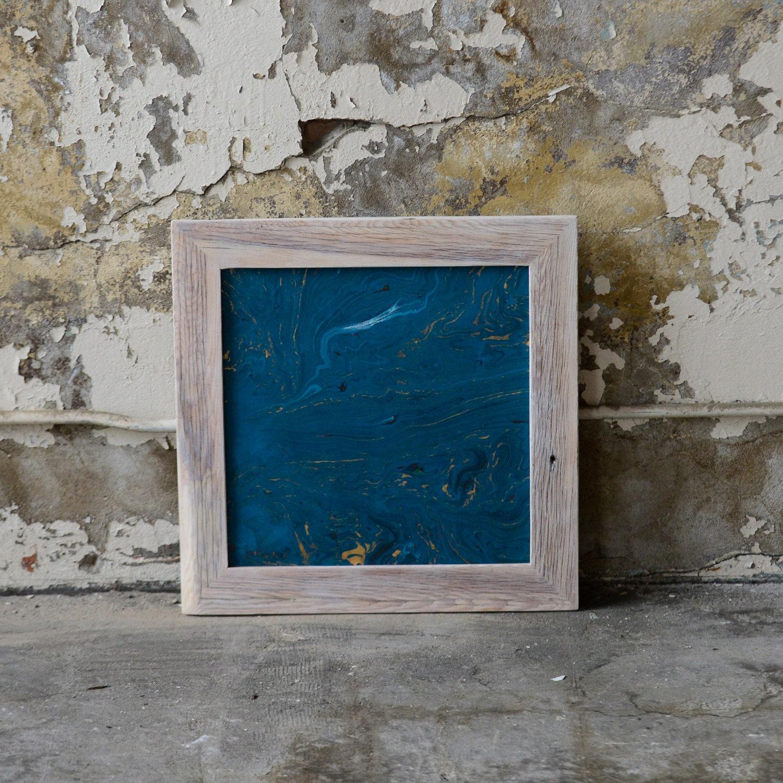 12x12 picture frame reclaimed wood frame custom made frame. Black Bedroom Furniture Sets. Home Design Ideas