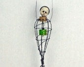 Wire Art Doll (RESERVE LISTING)