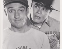 Professional Quality Gomer Pyle 8x10 black & white