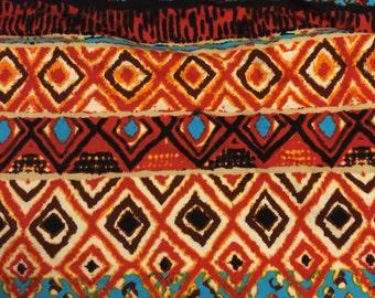 Cotton LycraStretch Knit Print Fabric 1-1/4 Yards