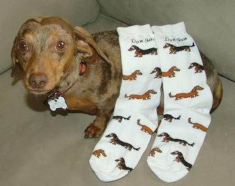 Dachshund Socks Longhair Dox Sox